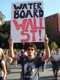 water board wall street