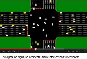 driverless intersection