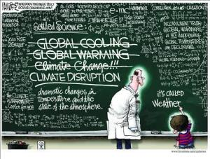 Lessons in climate change
