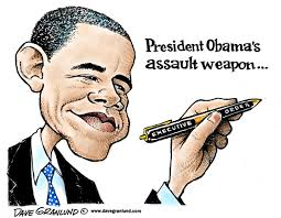 obamas assault weapon