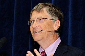 Bill Gates says renewables are rubbish.